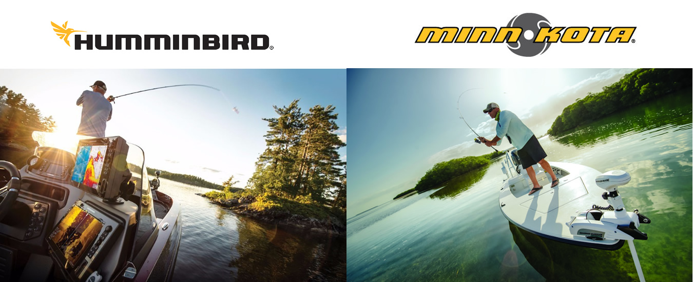 Humminbird & Minnkota